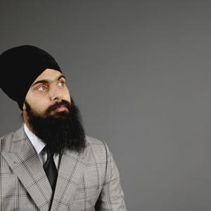 Jagroop Singh. Co-founder & President